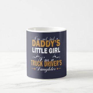 Taza De Café Soy la hija de un conductor de camión