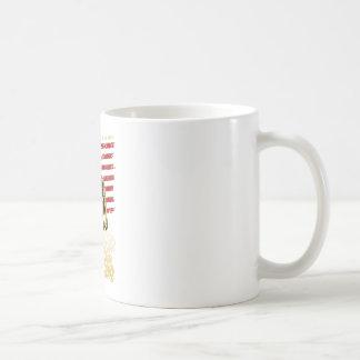 Taza De Café Soy la sombra