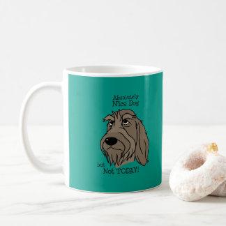 Taza De Café Spinone Nice dog