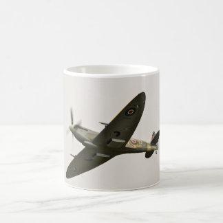 Taza De Café Spitfire - mejor de Británicos