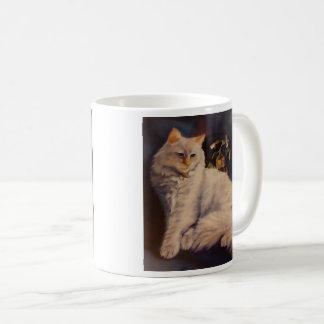 Taza De Café Sr. Gregory el gato