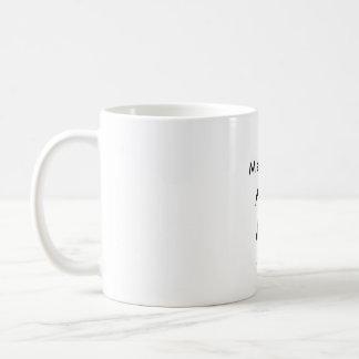 Taza De Café Srta. Math Mug