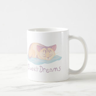 Taza De Café Sueño del gatito