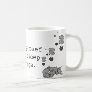 Taza De Café Sueño del tiburón