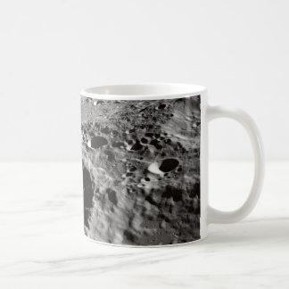 Taza De Café superficie lunar