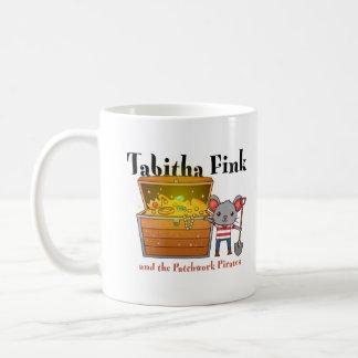 Taza De Café Tabitha Fink y los piratas del remiendo