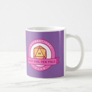 "Taza De Café ""Taza del logotipo de IGGPPC"""