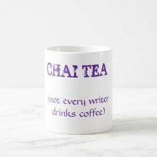 Taza De Café Té de Chai