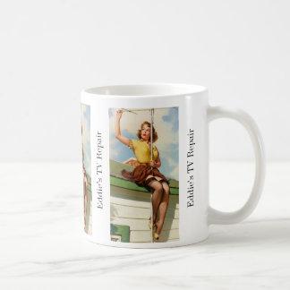 Taza De Café Tejado modelo