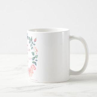 Taza de café temeroso y maravillosamente hecha