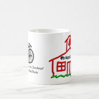 Taza De Café Tenedor caliente de la bebida de la Pre-Raza del