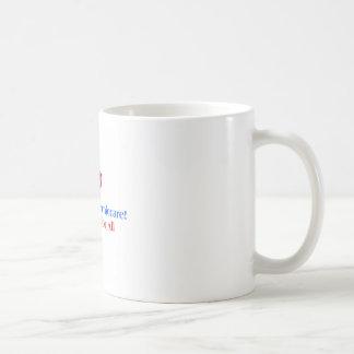 Taza De Café Tengamos Berniecare - Seguro de enfermedad para
