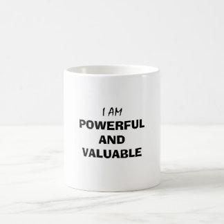 Taza De Café Tengo potente y valor