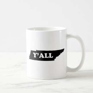 Taza De Café Tennessee Yall