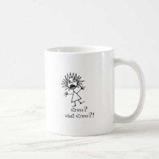 Taza De Café ¿tensión? ¡qué tensión?!