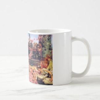 Taza De Café The_Roses_of_Heliogabalus - Lorenzo Alma-Tadema.j