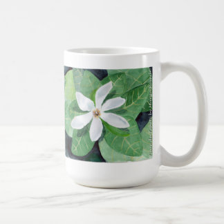 Taza De Café Tiare de Tahití