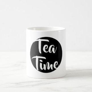Taza De Café ¡Tiempo del té!