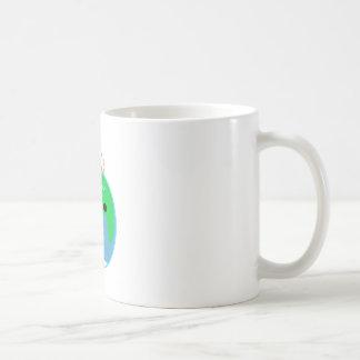 Taza De Café Tierra en el fuego
