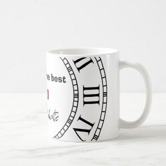 Taza De Café Time is the best killer Mug