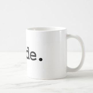 Taza De Café tipo