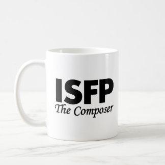 Taza De Café Tipo de personalidad ISFP el | el compositor