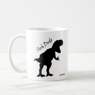 Taza De Café TIPO T. Rex Mugs de SUH