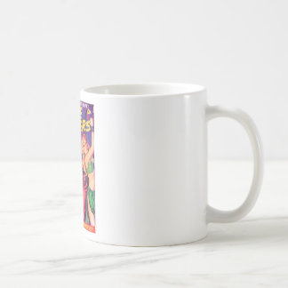 Taza De Café Tipos del espacio