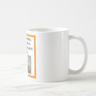Taza De Café tiroteo de trampa
