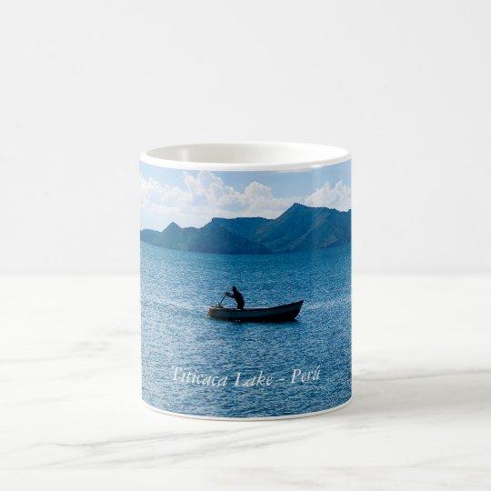 Taza De Café Titicaca Lake - Perú