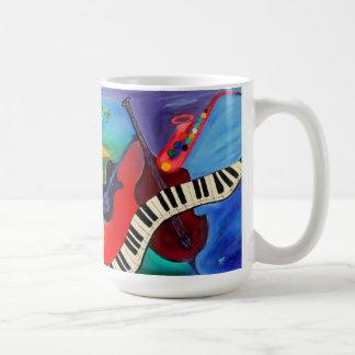 Taza De Café Todo ese jazz