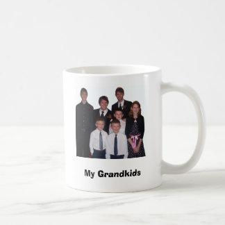 """Taza De Café Todos los primos doctos, """"mis Grandkids """""""