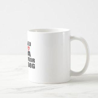 Taza De Café Todos usted necesita diseños de los perros del