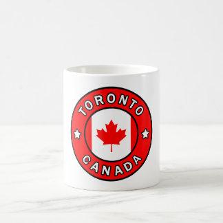 Taza De Café Toronto Canadá