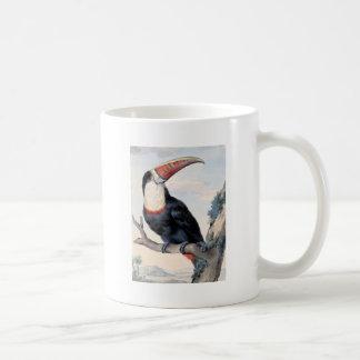 Taza De Café toucan cargada en cuenta rojo