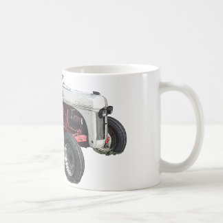Taza De Café tractor