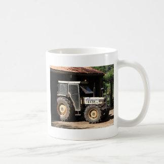 Taza De Café Tractor gris, EL Camino, España