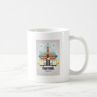 TAZA DE CAFÉ TRAFFORD, MANCHESTER