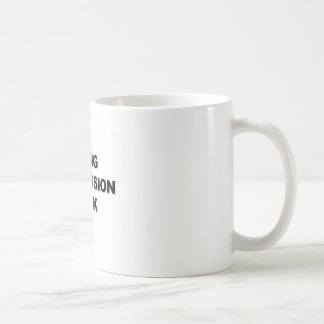 Taza De Café Traiga la compasión detrás