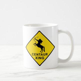 Taza De Café Travesía del Centaur - muestra