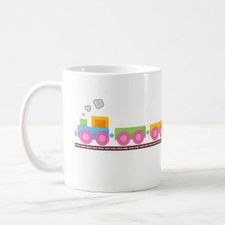 Taza De Café Tren lindo