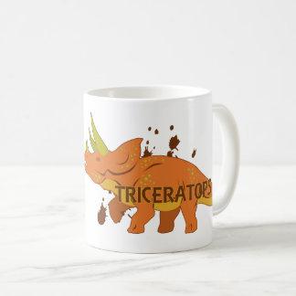 Taza De Café Triceratops