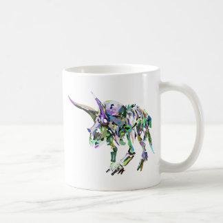 Taza De Café triceratops4