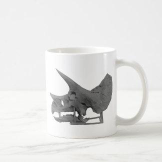 Taza De Café Triceratopsskull