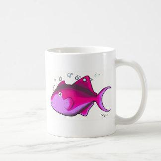 Taza De Café ¡Triggerfish!