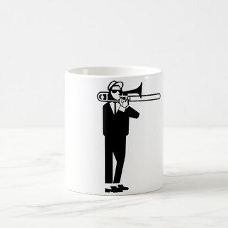 Taza De Café Trombone Walt Jabsco de Ska