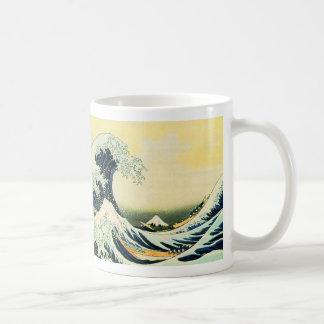 Taza De Café Tsunami
