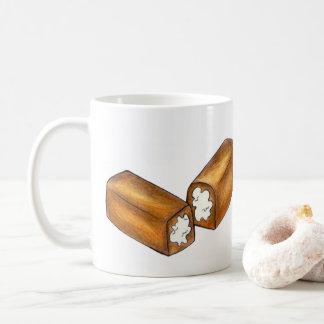 Taza De Café Twinkie Crema-Llenó la torta Junk Food Foodie del