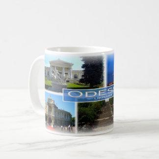 Taza De Café UA Ucrania - Odessa -