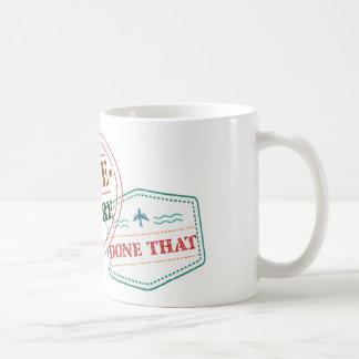 Taza De Café Ucrania allí hecho eso